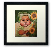 apologies to Vincent van Gogh Framed Print