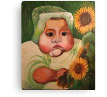 apologies to Vincent van Gogh Canvas Print
