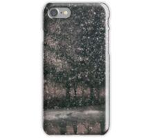 First Snowfall... iPhone Case/Skin