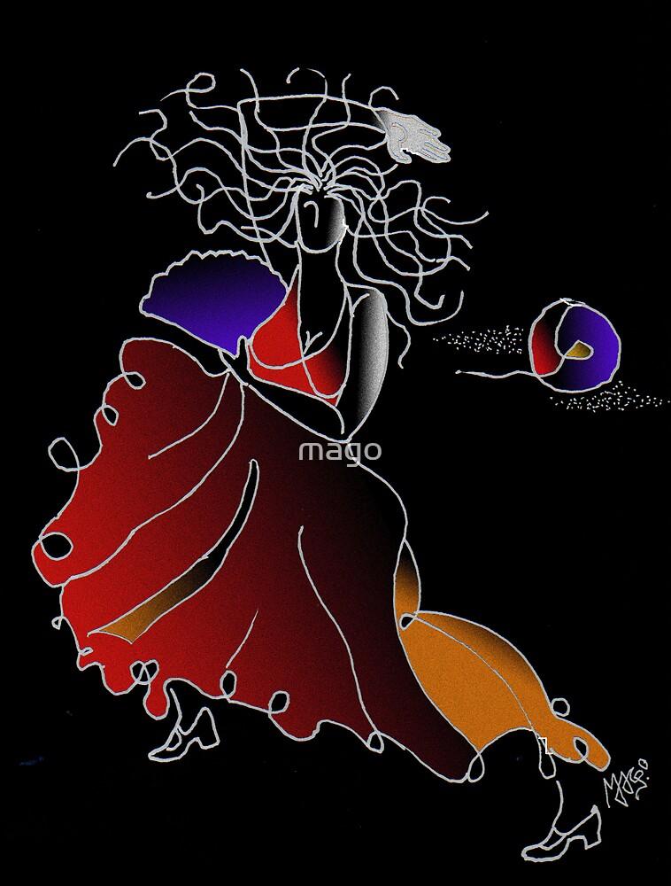 Flamenco by mago