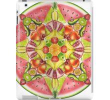 Fruit Mandala iPad Case/Skin