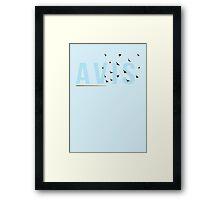 Avis Framed Print