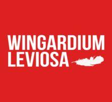 Wingardium Leviosa Kids Tee