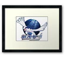 Soul Silver -JAP Ver.- Framed Print
