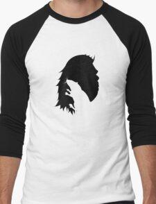 Wormtail Men's Baseball ¾ T-Shirt