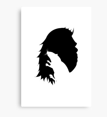 Wormtail Canvas Print