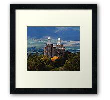 Logan LDS Temple Framed Print