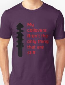 Stiff Coilovers COLORS T-Shirt
