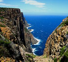 Cape Raoul by wmolland