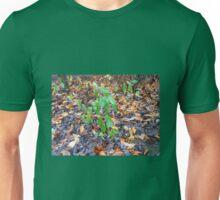 On the Threshold of Winter Unisex T-Shirt