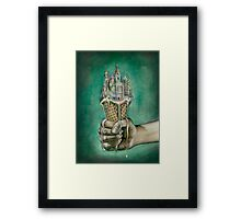 St. Petersbrrrg Framed Print