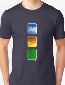 three colours of nature Unisex T-Shirt