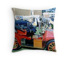 York Rugby Club Throw Pillow