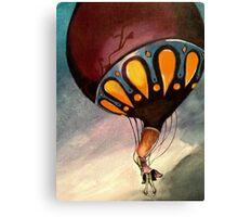 On Letting Go 2 Canvas Print