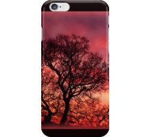 Love from the Sky iPhone Case/Skin
