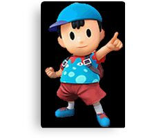 ness = fresh Canvas Print