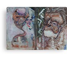 Mayan Odyssey Canvas Print