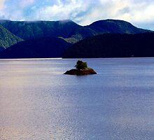 A Little Island by Benjamin Othman Hultengren