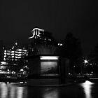 Citylights by Benjamin Othman Hultengren