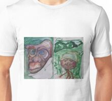The True Face of Albert the Pudding Unisex T-Shirt