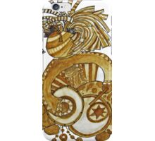 The Tribal Drummer iPhone Case/Skin