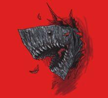 SHARK bite  by SquidHead