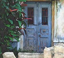 HC 26 Door by Heloisa Castro