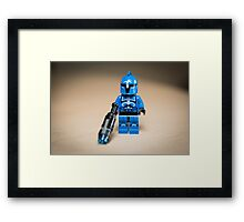 Senate Captain Commando Framed Print