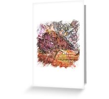 The Atlas Of Dreams - Color Plate 132 Greeting Card