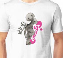 """""""Why so curious?"""" - Sackhead Unisex T-Shirt"""