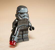 Dark Stormtrooper by garykaz
