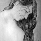 Self portrait by Anne Guimond