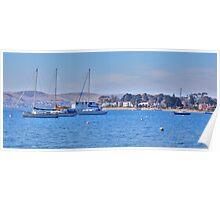 Sandy Bay Yachts Poster