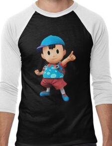 ness = fresh Men's Baseball ¾ T-Shirt