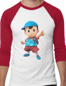 ness = fresh Men's Baseball ¾ T-Shirt