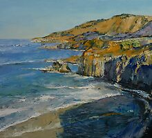 Big Sur by Michael Creese