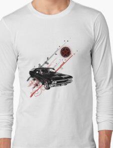 Retro Ride Long Sleeve T-Shirt
