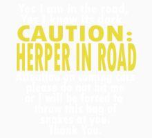 CAUTION: Herper Kids Clothes