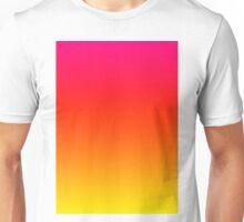 Gradient | Rose - Gold Unisex T-Shirt