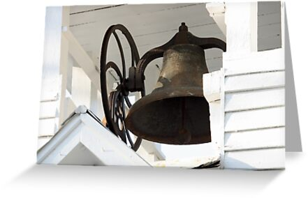 Church Bell by Gary L   Suddath