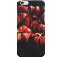 Heirloom Tomatoes iPhone Case/Skin