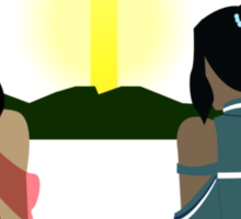 Korrasami - What The Future Holds Sticker