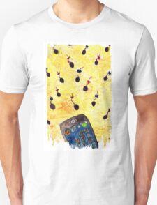 Where the sperm girl sperm boy meet! Unisex T-Shirt