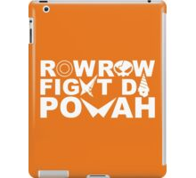 Part Of The Group (White) iPad Case/Skin