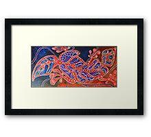 Gecko 1 Framed Print
