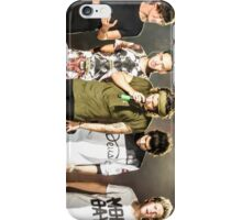 One Direction On Stage iPhone Case/Skin