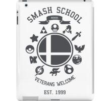 Smash School - Smash Veteran iPad Case/Skin