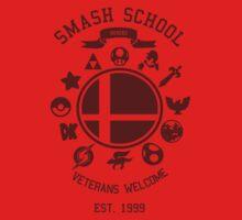 Smash School - Smash Veteran One Piece - Long Sleeve