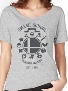 Smash School - Smash Veteran Women's Relaxed Fit T-Shirt