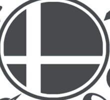 Smash School - Smash Veteran Sticker
